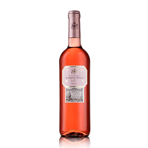 Marques de Riscal rosé 2015