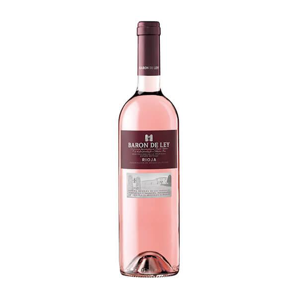 Baron de Ley lagrima premium 2015 rosé
