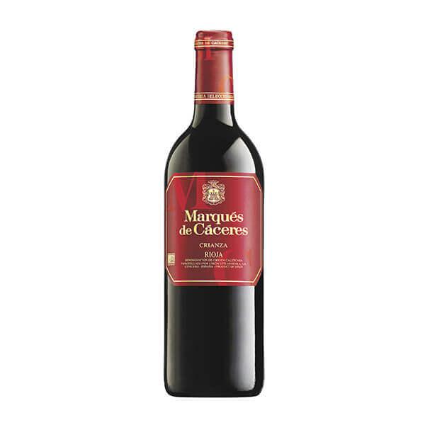 Marqués de Cáceres crianza 2011 rouge