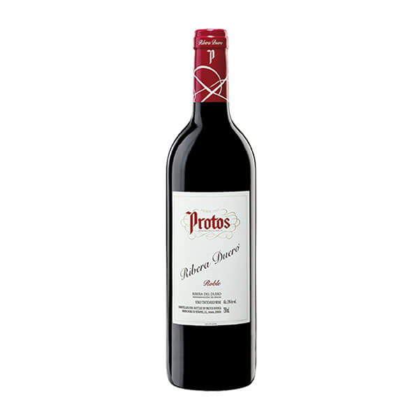 Protos Jeune Roble 2012 rouge - saveur intense