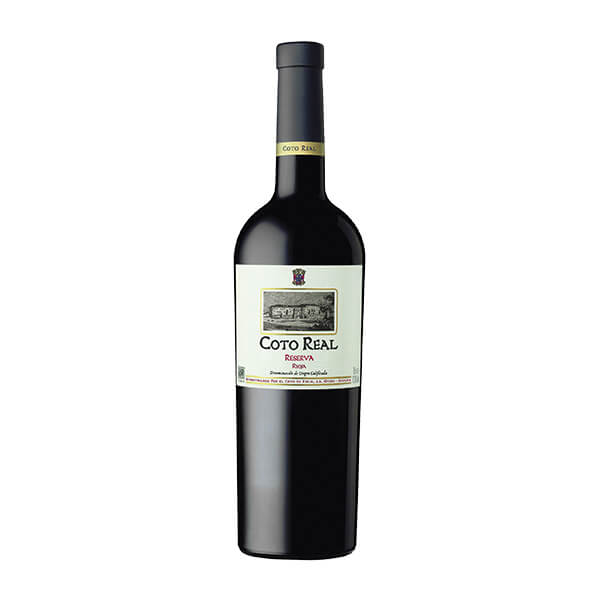 Reserva Coto Real 2005 rouge