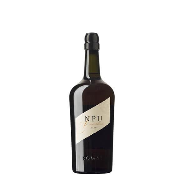 Sherry Amontillado N.P.U. Romate