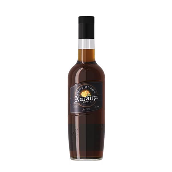 "Liqueur d'orange ""Aldea"""
