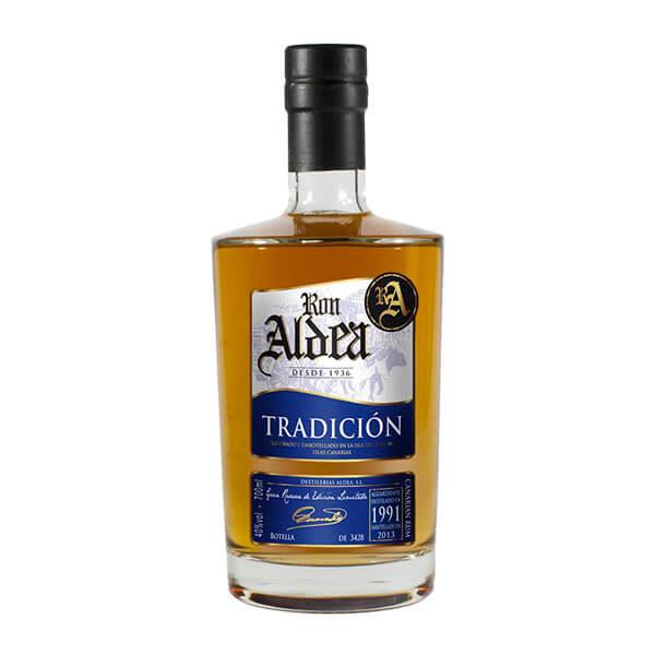 """Rhum """"Aldea"""" Tradición Millésime 1991"""