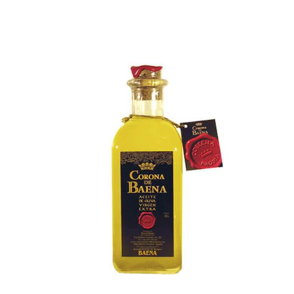 """Huile d'olive Vierge Extra """"Corona de Baena"""" D.O. Baena, bouteille de 0,5 litre"""