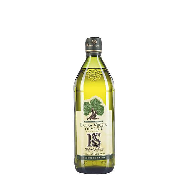 "Huile d'olive vierge extra ""Rafael Salgado"" bouteille en verre 750 ml"