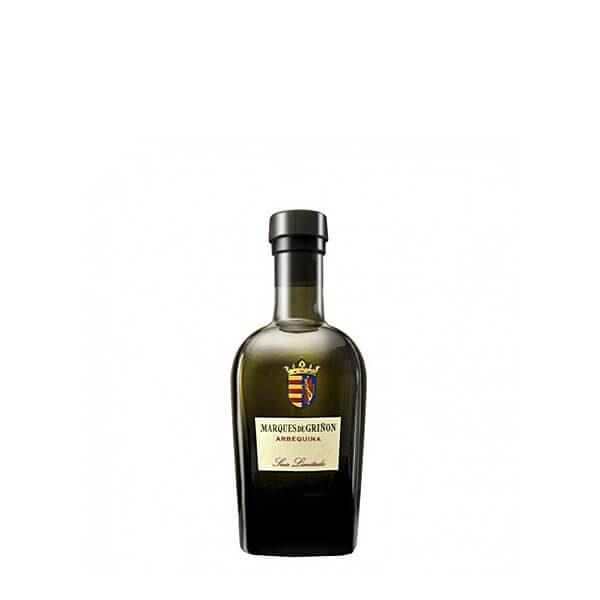 """Huile d'olive V.E Marqués de Griñon """"Arbequina"""" 100% serie limitée - 25cl"""