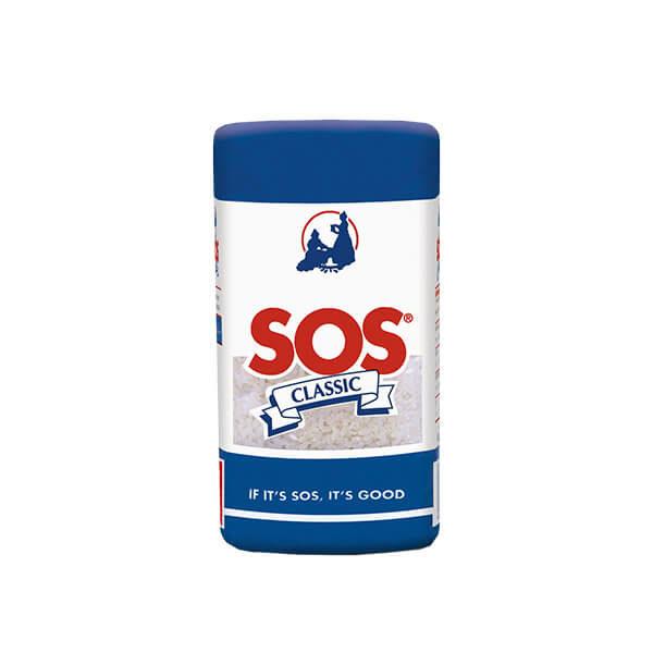 """Riz classique d'Espagne """"SOS"""" 1 kg"""